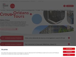 CROUS d'Orléans-Tours