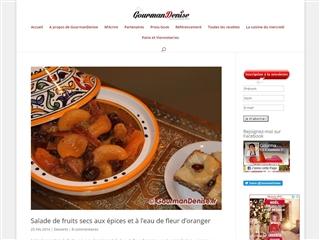 GourmanDenise : cuisine marocaine