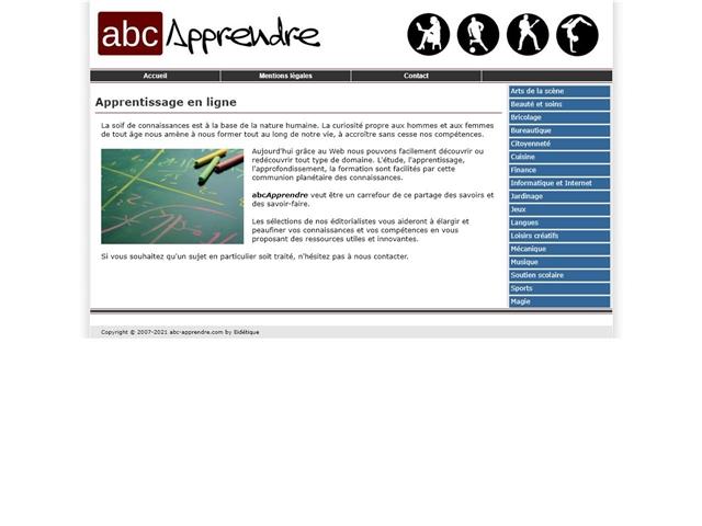 ABC Apprendre