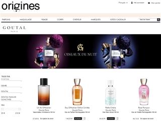Origines Parfums : Annick Goutal