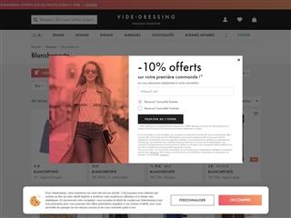 Videdressing.com : BlanchePorte