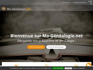 Ma-Généalogie.net