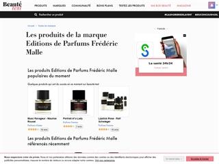 Beauté-Test : Frédéric Malle