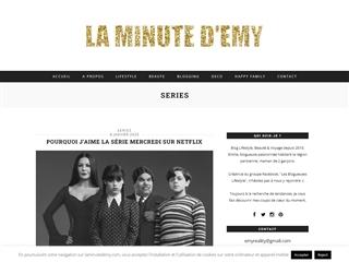 La Minute d'Emy : Séries