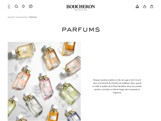 Boucheron : Parfums