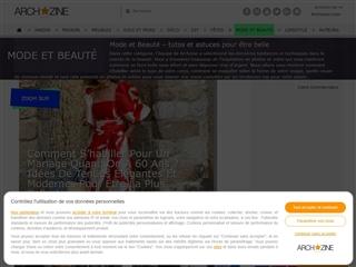 Arch'zine : Mode et Beauté