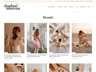 Mode and the City : Beauté