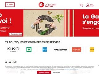 Centre commercial Nacarat (Clermont-Ferrand)