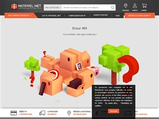 Materiel.net : Eyrolles