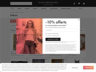 Videdressing.com : Balloon