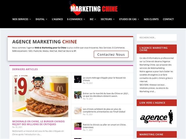 Marketing Chine
