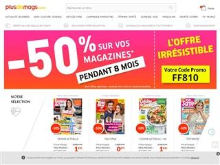 PlusDeMags : Montagnes Magazine