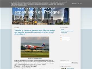 Voyage, tourisme, ou expatriation en Pologne