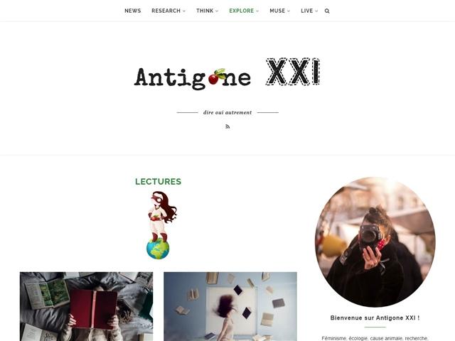 Antigone XXI : Lectures