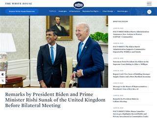 White House - La Maison Blanche