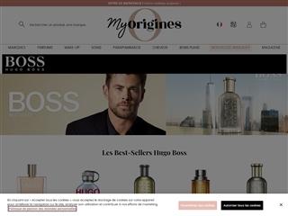 Origines Parfums : Hugo Boss