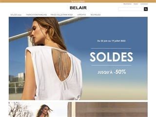Bel Air - Boutique en Ligne