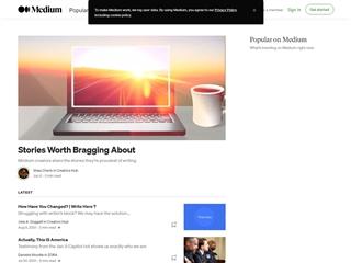 Medium : Articles populaires