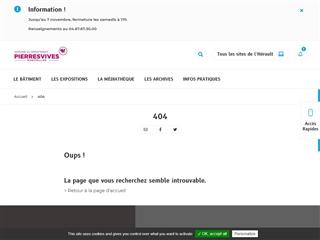 Hérault (34) - Archives départementales
