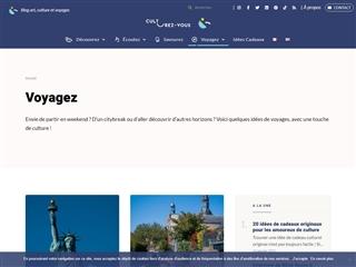 Culturez-vous : Voyages