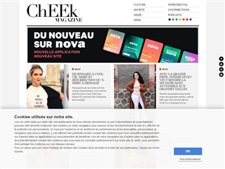 Cheek Magazine : Mode