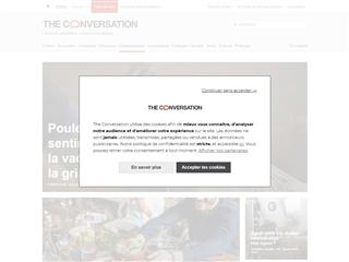The Conversation : Environnement