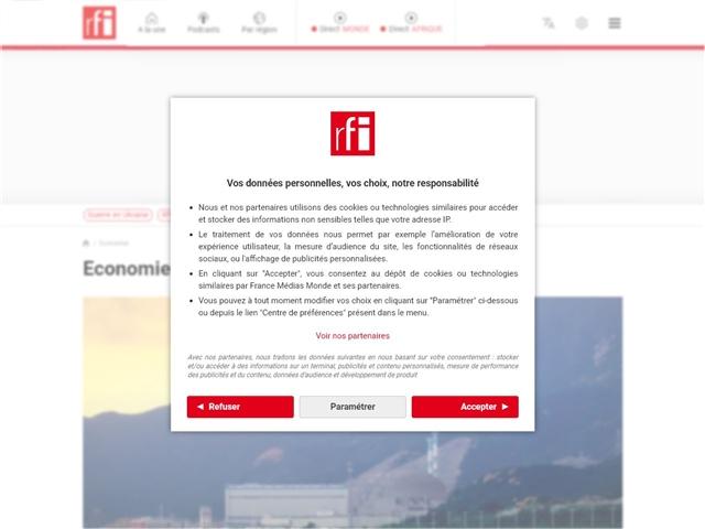 RFI : Economie