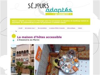 Maison d'hôtes Accessible à Essaouira
