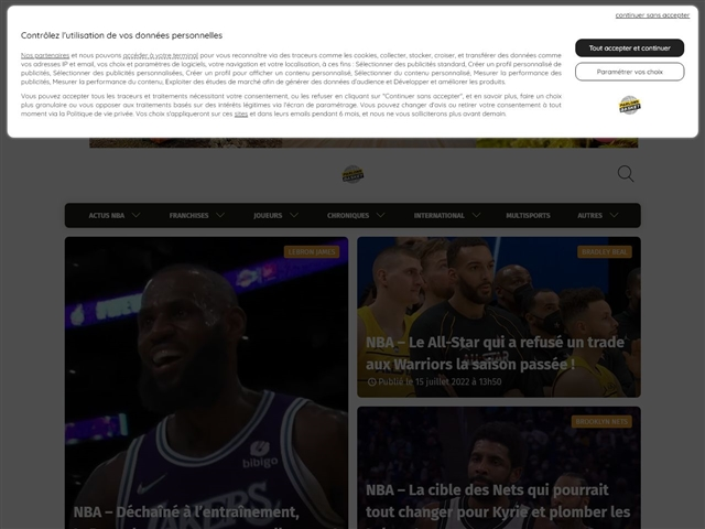 Parlons Basket