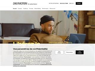 DailyMotion Advertising