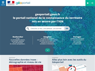 Geoportail