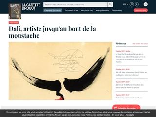 La Gazette de l'Hôtel Drouot