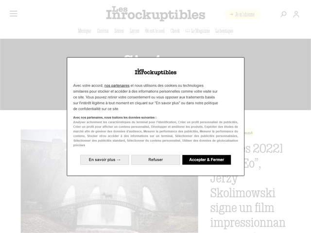 Les Inrocks : Cinéma