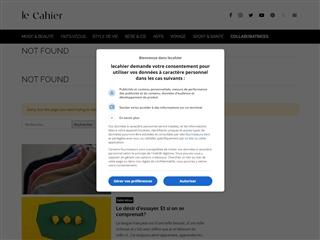 Le Cahier : Musique