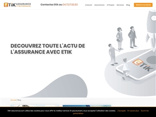 Blog d'Etik Assurance