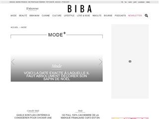 Biba : Mode
