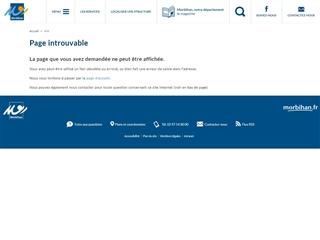 Morbihan (56) - Archives départementales
