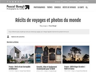 Pascal Boegli - Photographe du monde
