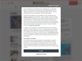 Courrier International : Santé