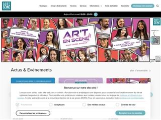 Centre commercial Côté Seine