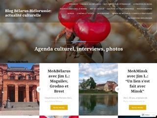 Blog poésie et culture Bélarus