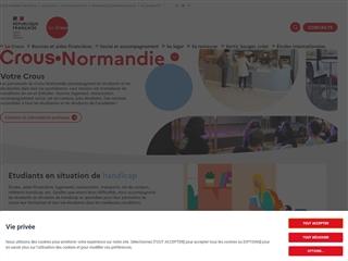 CROUS de Normandie