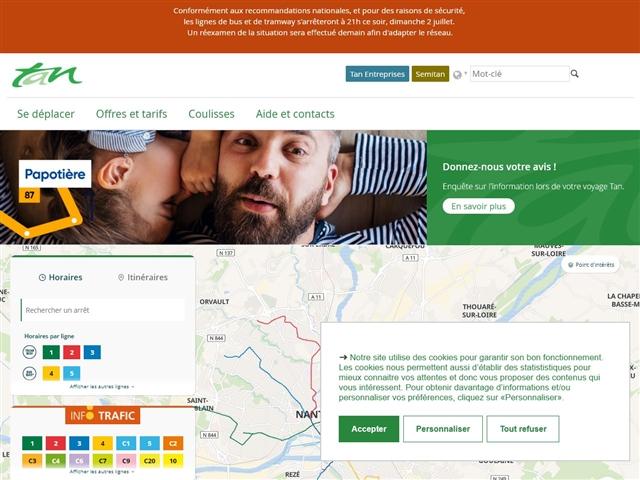 Nantes : TAN