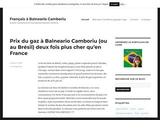 Brésil, vu par un Français qui vit à Balneário Camboriú