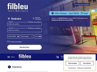 Tours : Fil Bleu