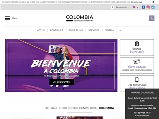 Centre commercial Colombia