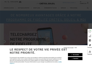 Centre commercial Créteil Soleil