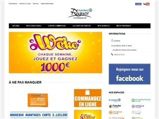 Centre commercial E. Leclerc Roques