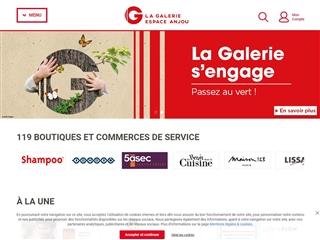 Centre commercial Espace Anjou