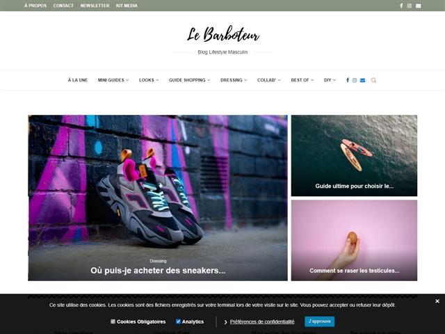 Le Barboteur